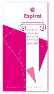 Catálogo actividades educativas 2016/2017